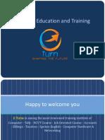 Efilings Training Institutein Kolkata