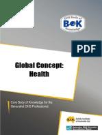 6 Global Health