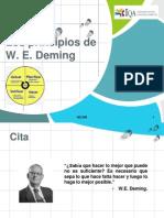 5 Principios de Deming