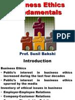 Business Ethics 1