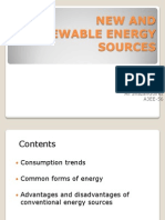 Consumption Trends of Primary Energy Resources