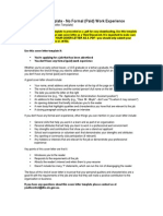 Www.youthcentral.vic.Gov.au DigitalAssets 102442 YouthCentral CoverLetter NoExperience May2014
