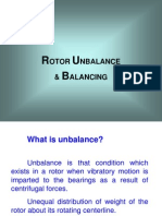 Unbalance & Balancing