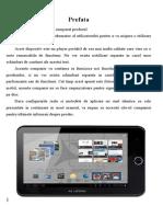 Manual RO Tableta GPS