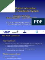 PILLS Evaluation Workshop