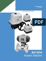TORQUES Actuator for Ball valve.pdf