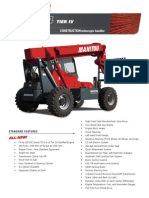 Manitou MT 6034 Tier IV
