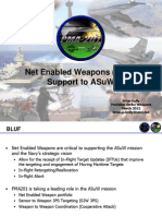 Net Enabled Weapons