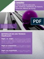 Presentación Materiales Equipo 5 AK01