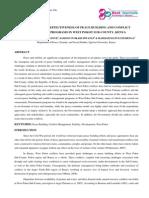 6. Humanities-Perception on Effectiveness of Peace Building-James Nyegenye