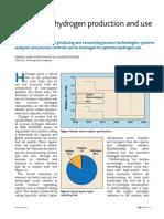 Hydrogen Optimization Paper