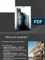 Scaffolds Construction