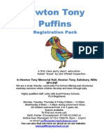 Registration Pack June 2014