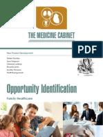Medicine Cabinet Application