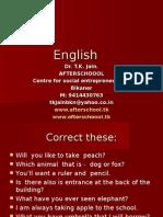 23  June  ENGLISH