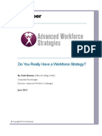 workforce strategic planning