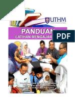 Panduan Latihan Mengajar Ppg 2014_v2