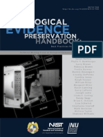 Biological Evidence Preservation Handbook