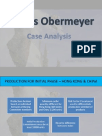 Sport Obermeyer case