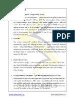 Electronics - Embedded Project Topics List Softroniics