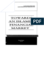 Towards an Islamic Financial Market