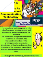 Educational Technology 2 - Lesson 9