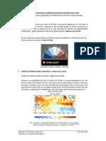 Reporte ENSO 10 Jul 2014