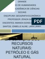 Exploração Dos Recursos Naturais