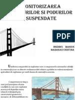 Monitorizarea Drumurilor Si Podurilor Suspendate