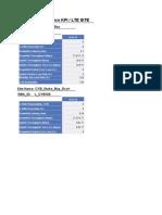LTE Performance SITE Lev1el PDF