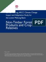 Mekong Arcc Theme Report NTFPs-CWRs