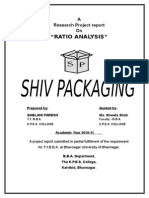 Shiv Packaging