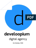 Develoopium - Katalog