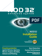Standard Install Guide Nod 32
