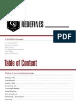 CSJ Redefines
