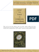 How to Take a Compass Reading
