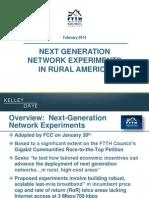 FCC Rural Broadband Webinar