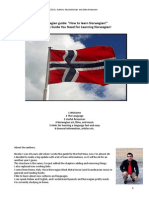 How to Learn Norwegian (Dec2013)v3