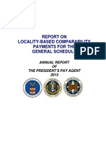 President's Pay Agent Report--June 2014