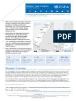Hostilities in Gaza and Israel, UN Situation Report as of 14 July 2014