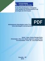 Alinhamento Estratégico TI-Negócio - Uma Abordagem Conversacional - Jean Carlos Borges Brito