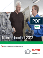 Training Booklet 2013