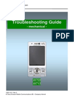 Sony Ericsson W705 W715 Troubleshooting Guide - Mechanical Rev2