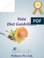 Diet Guidelines