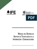 2013 Manual Sigetic Jge65-13