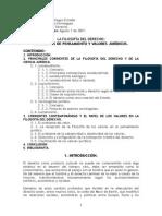 13246970 Corrientes de to y Valores JurIdicos