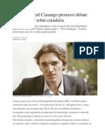 Fundação Iberê Camargo Promove Debate Internacional Sobre Curadoria
