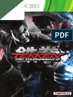 Tekken Tag2 Us en Emanual