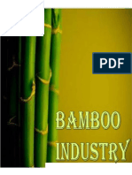 Bamboo Industry Study Rod g