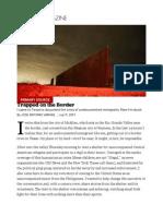 Trapped on the Border - Jose Antonio Vargas - POLITICO Magazine